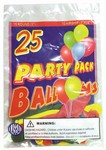 PARTY BALLOONS 12 COUNT