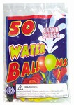 WATER BALLOONS 12 COUNT