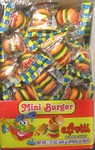 MINI BURGER CANDY 60 COUNT