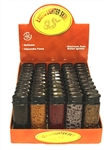 EXOTIC SNAKE SKIN LEATHER FEEL ELECTRONIC LIGHTERS 50 COUNT