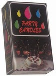PARTY CANDLES 24 COUNT