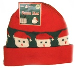 CHRISTMAS BEANIES 12 COUNT