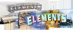 ''ELEMENTS CIGARETTE ROLLING PAPERS 1 1/4'''' 25 COUNT''