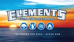 ''ELEMENTS CIGARETTE ROLLING PAPERS 1.0'''' 25 COUNT''