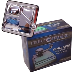 how to use a top o matic cigarette machine